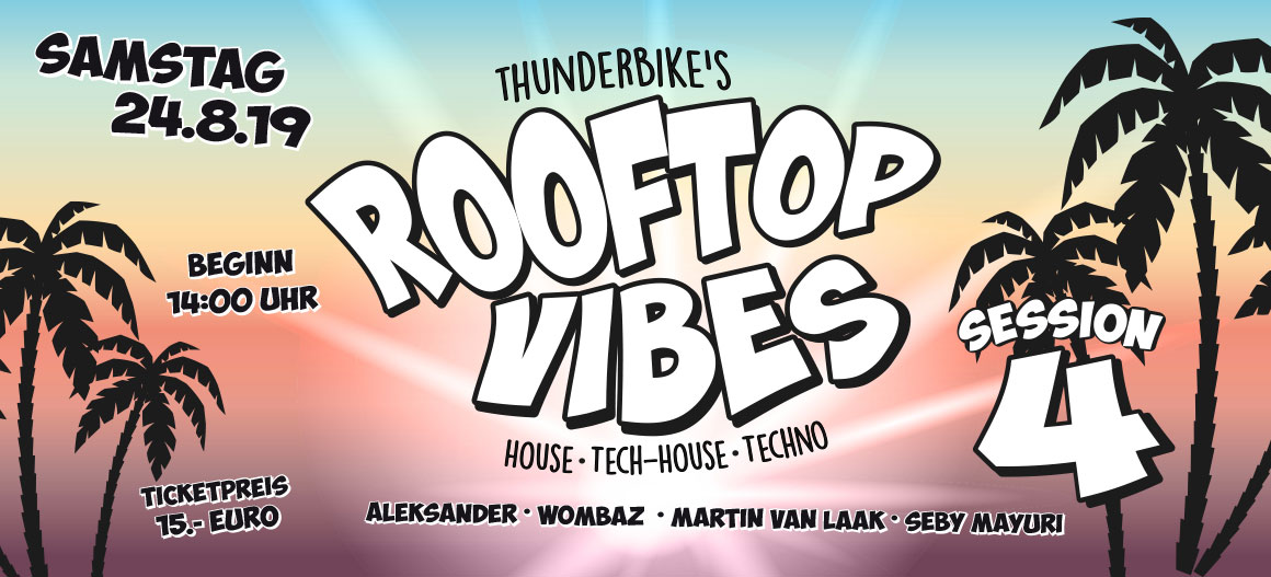 Rooftop Vibes 4