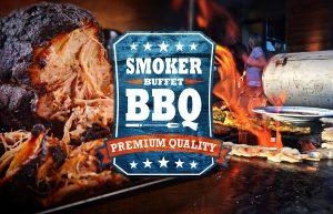 BBQ Smoker Buffet
